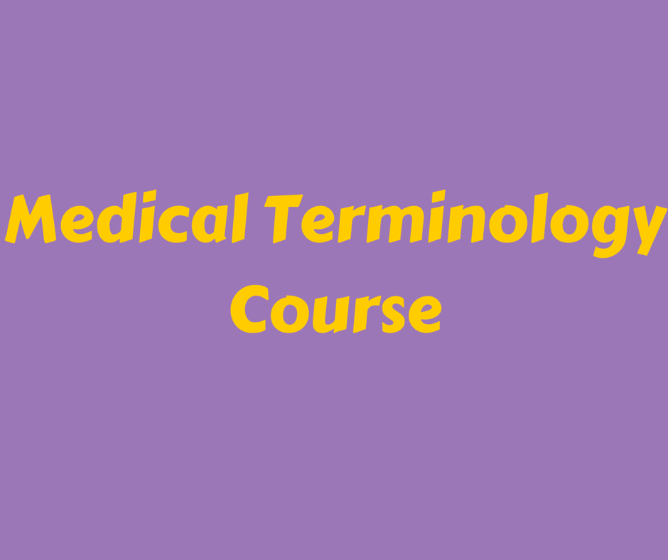 medical terminology exam papers